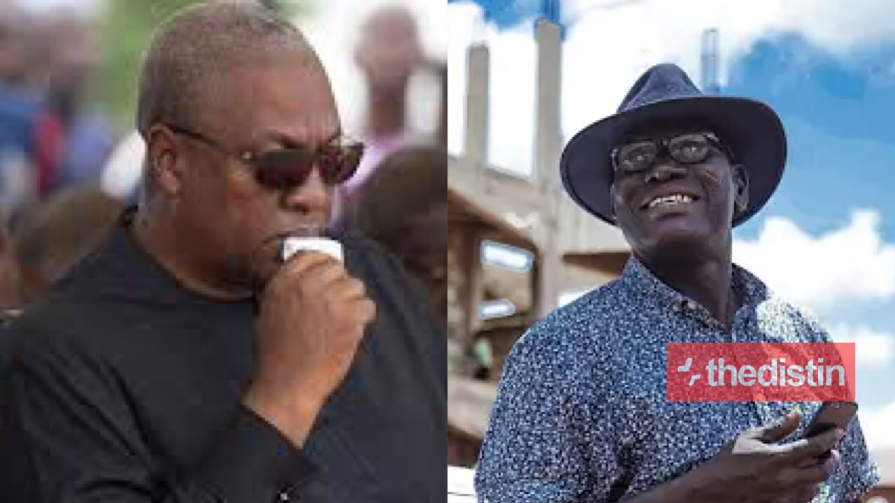 Mohammed Gokah: John Mahama's Chief Security Officer Reportedly Dies