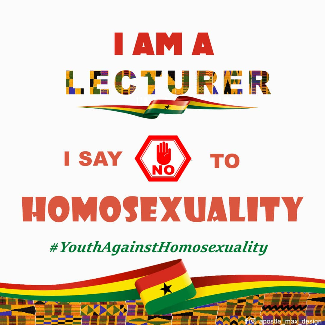 The Youth Against Homosexuality( YAH) is a group that seeks to uphold good traditional Ghanaian values .