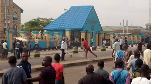 Violent fight in Nigeria's Kwara State over hijab in Christian schools