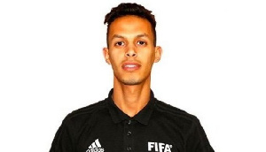 Mauritania referee to officiate U-20 AFCON final between Ghana and Uganda