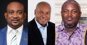 Akufo-Addo's plans for Pius Hadzide, Ahiagba and Perry Okudzeto revealed