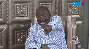 Kennedy Agyapong threatens to deal with Stephen Ntim & Lands Commission over sale of lands