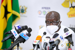 FULL TEXT: Ken Ofori Atta's addresses #FixTheCountry concerns, economic rebuild by government