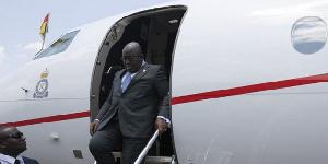 Akufo-Addo blows over GH¢2.8 million on 'needless thirst for luxury' – Ablakwa