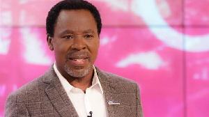Profile of popular Nigerian Prophet TB Joshua