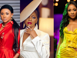 PHOTOS : Check out these 7 best dressed Ghanaian celebs on the gram this week