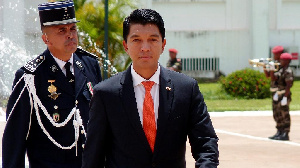 Madagascar says it foiled plot to kill President Andry Rajoelina