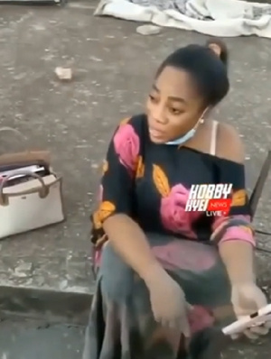 Video: I have sold my car, properties; I pick trotro but I'm happy – Moesha