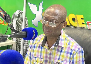 You are giant with clay feet – Kweku Baako stings 'empty' Kennedy Agyapong