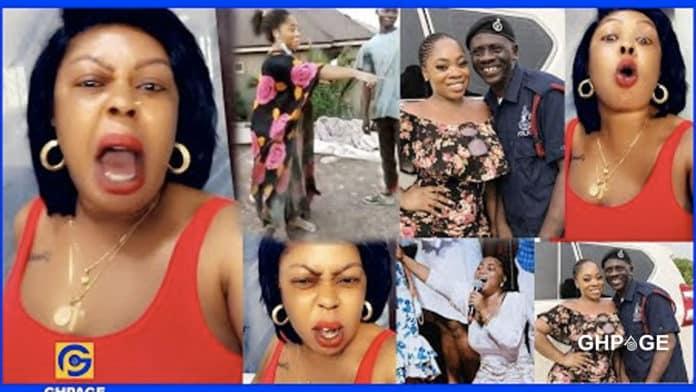 Afia Schwar blasts Ghanaians over Moesha Buduong's predicament