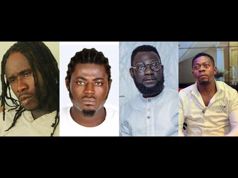 Watch video: Ras Nene, Shifo and Abass Were Armed Robbers- Papa Kumasi Reveals