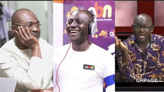 Video : You have nothing to use against me – Captain Smart mocks Kennedy Agyapong