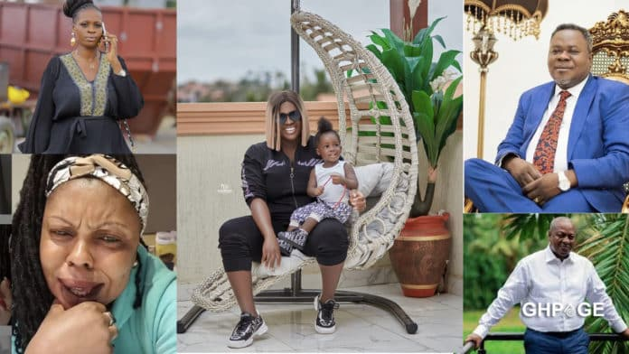 Afia Schwarzenegger used Tracey Boakye daughter to blackmail John Mahama – Ayisha Modi