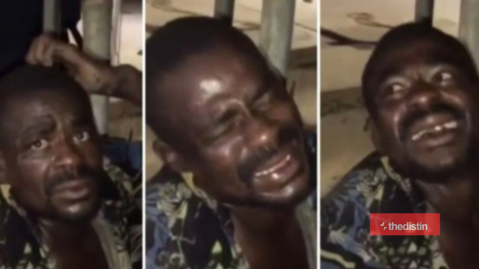 Video: Thief Forced To Cry And Laugh At The Same As New Punishment