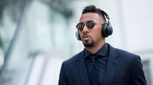 Kevin-Prince Boateng's brother, Jerome found guilty of assaulting his ex-girlfriend