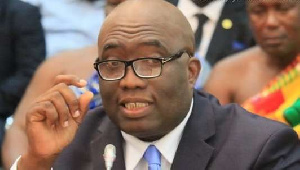 I thank God Akufo-Addo didn't re-appoint me – Joe Ghartey