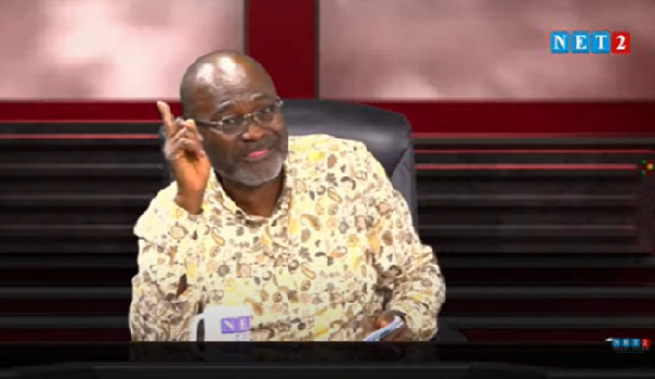 Ken Agyapong vows to use Kevin Taylor as scapegoat with defamation suit
