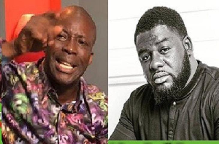 Video: Kumchacha, Bulldog clash over Owusu Bempah on TV
