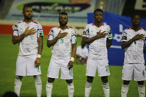 Player Ratings: How the Black Stars fared in the 2022 World Cup qualifiers against Ethiopia