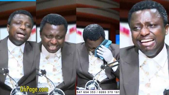 Film Classification Committee chases Prophet Opambour for showing porno on live TV